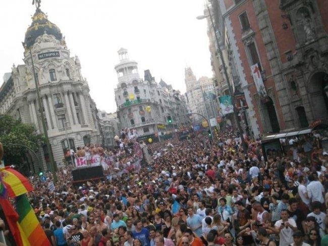 Programa del Orgullo Gay 2015 Madrid
